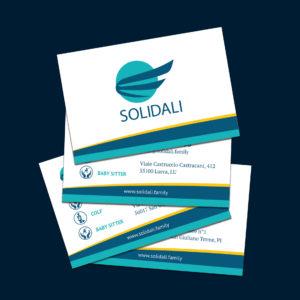 Biglietti da Visita per Solidali