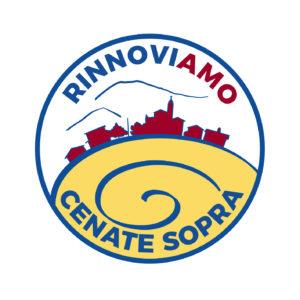 Logo per lista civica Rinnoviamo Cenate Sopra